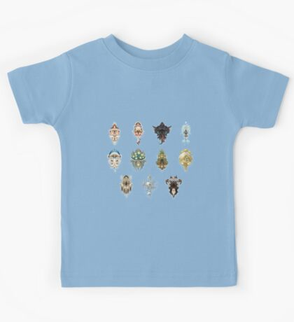 Glitch Giants Giant Collection Kids Tee