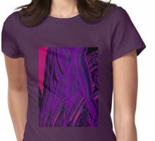 The Valleys & Cliffs Of Venus  Womens Fitted T-Shirt