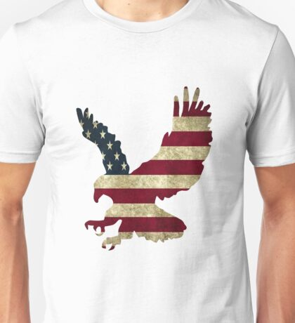 American Bald Eagle Unisex T-Shirt