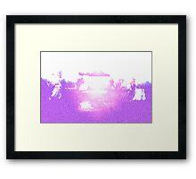 Deserted Dancers Framed Print