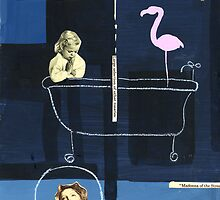 Bathtub Mary by Carol Kroll