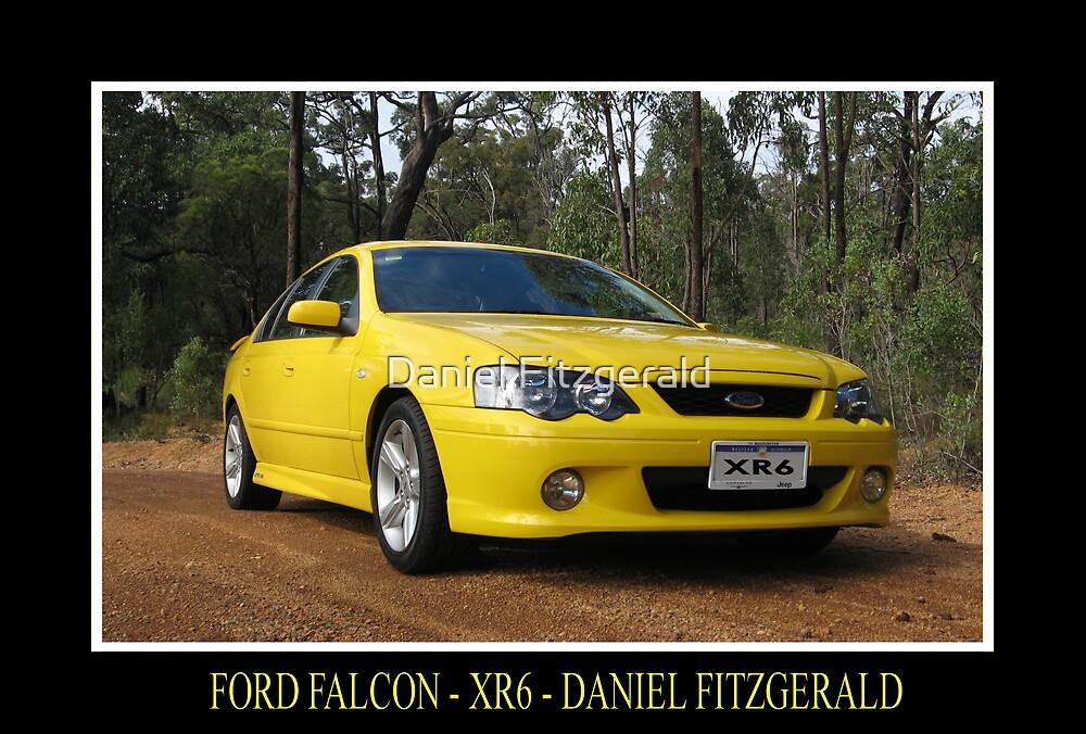 Ford Falcon XR6 by Daniel Fitzgerald