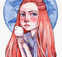 Sansa Stark by pignpepper
