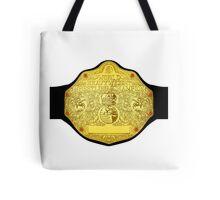 World Heavyweight Champion Tote Bag