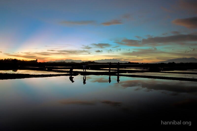 reflections by hannibal ong