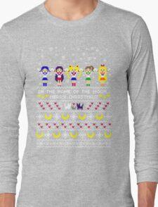 Moon Warrior Sweater Long Sleeve T-Shirt