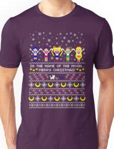 Moon Warrior Sweater Unisex T-Shirt