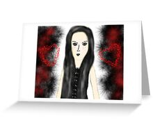 HopelessRomantic Greeting Card