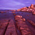 glowing coastline...Nth Qld by Tony Middleton
