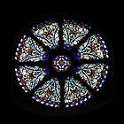 Norman Wheel Window by wiggyofipswich