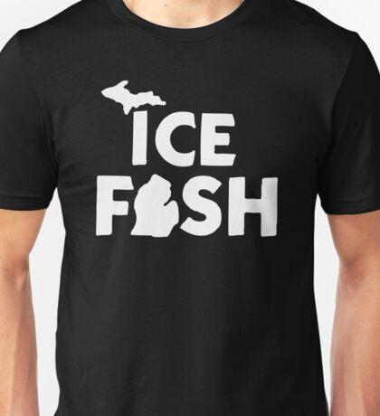 Ice Fish Unisex T-Shirt