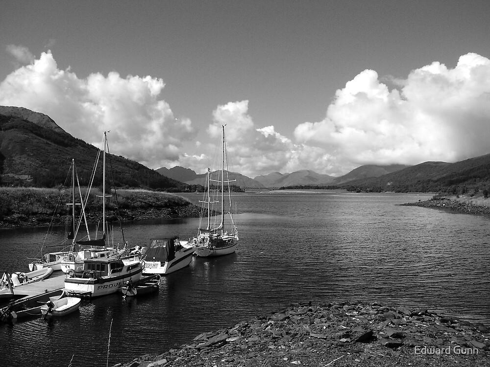 Setting Sail by Edward Gunn