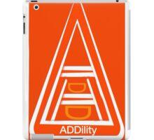 ADHD Symbol of Caution  iPad Case/Skin