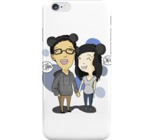 It's A Small World iPhone Case/Skin