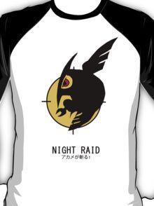 Night Raid + Caption T-Shirt
