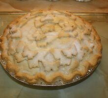 Apple Pie Hot from the Oven by AnnDixon