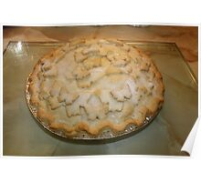 Apple Pie Hot from the Oven Poster
