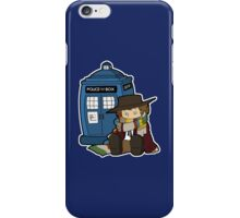 Doctor Number Four iPhone Case/Skin
