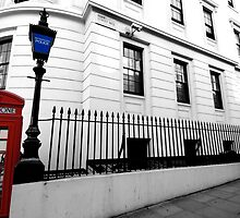 phone box and rails by willd