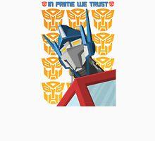 In Prime We Trust (Variant) Unisex T-Shirt