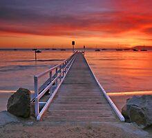 Red Dawn by Sam Sneddon