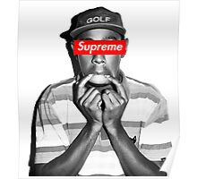 Tyler the Creator Supreme Poster