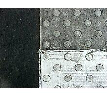 Pavement Photographic Print