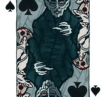 Vampire King of Spades by pixbyr