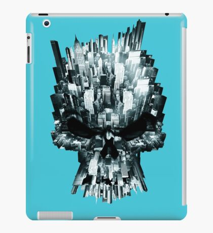 City Reality iPad Case/Skin