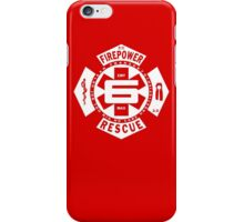 Big Fire #6 iPhone Case/Skin
