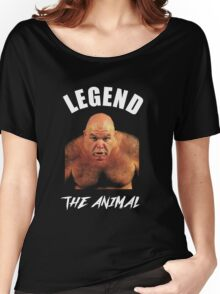 Legend Animal Women's Relaxed Fit T-Shirt