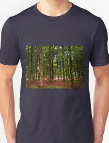 Beautiful Forest landscape T-Shirt