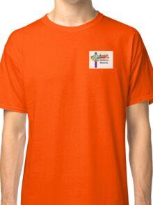 Rainbow Christian Missions Logo Classic T-Shirt