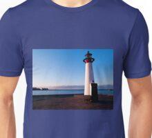 Lighthouse in Assens Denmark Unisex T-Shirt