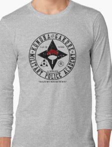 Hidden Military Police Academy Long Sleeve T-Shirt