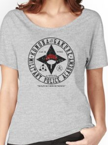 Hidden Military Police Academy Women's Relaxed Fit T-Shirt