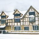 Shakespeare's Birthplace by Peller
