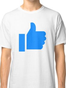 Messenger Thumbs Up Classic T-Shirt