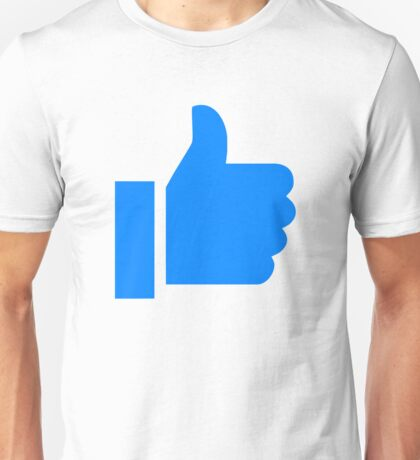 Messenger Thumbs Up Unisex T-Shirt