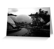 Eden Project Greeting Card