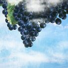 Grapes' Heaven by Paula Belle Flores