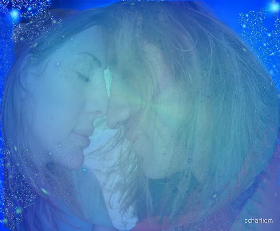 starry lovers by scharliem