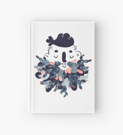 Prickly Hardcover Journal