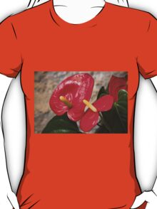 red lily T-Shirt