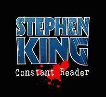 Stephen King Constant Reader by Towerjunkie