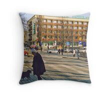 Krakow Throw Pillow