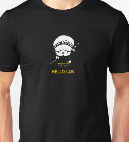 Hello Trafalgar Law T-Shirt