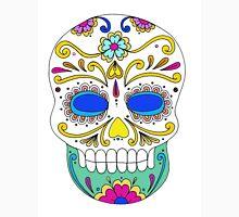 Sugar skull mexican folk art Unisex T-Shirt
