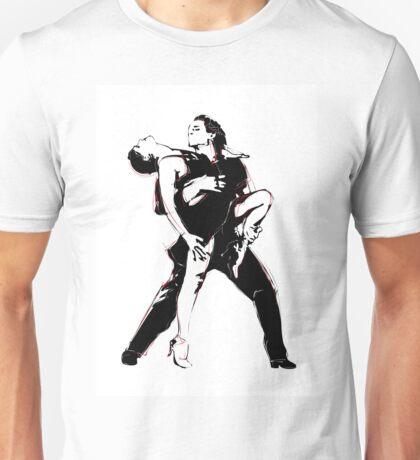 Latino dancers Unisex T-Shirt