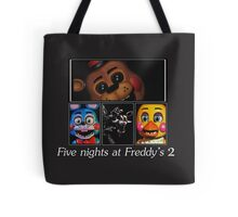 Five nights at Freddy's 2 Tote Bag